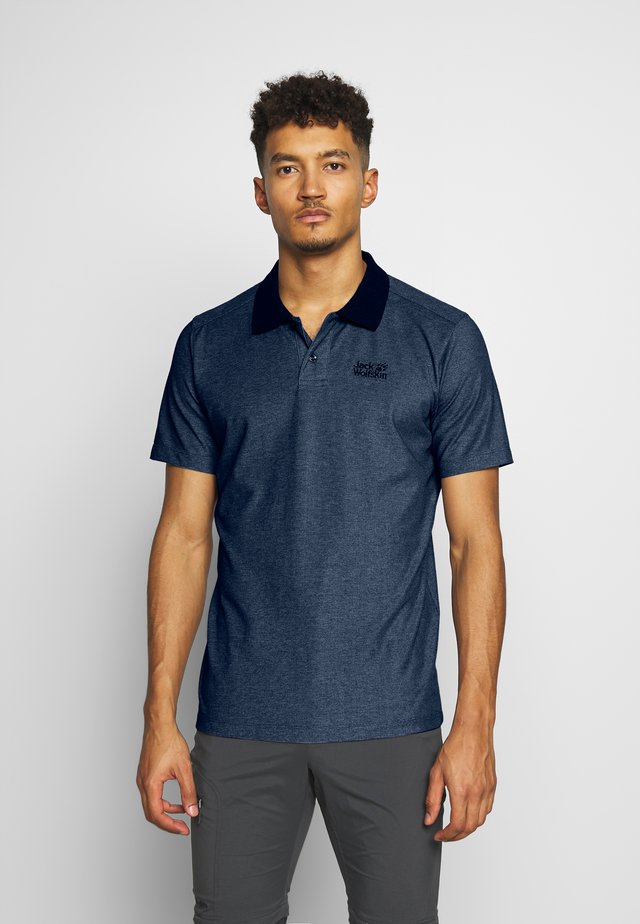 MEN - Polo - night blue