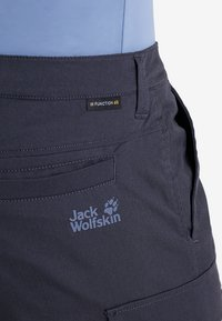 Jack Wolfskin - ARCTIC ROAD - Trousers - phantom - 5