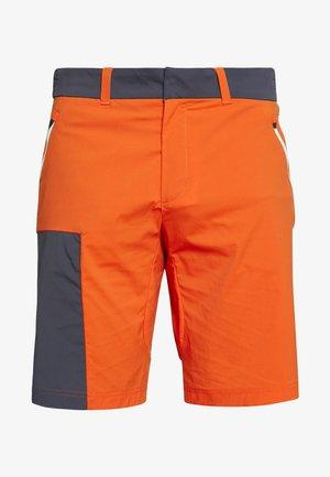 OVERLAND - Pantalones montañeros cortos - wild brier