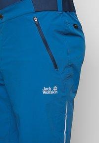 Jack Wolfskin - DELTA  - Szorty trekkingowe - indigo blue - 5