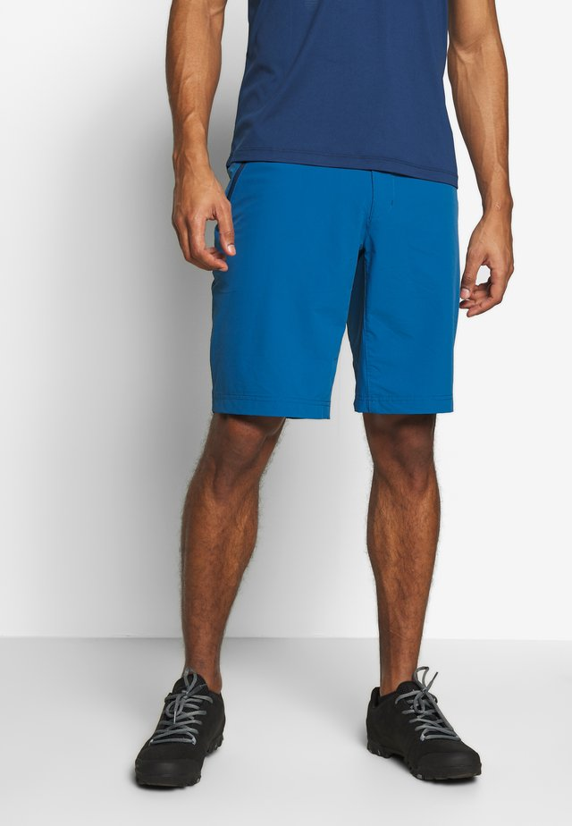 DELTA  - Outdoor Shorts - indigo blue