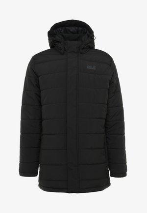 SVALBARD COAT MEN - Down coat - black