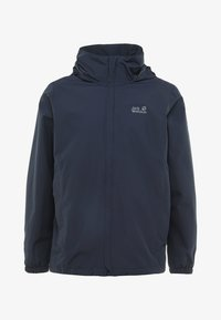 Jack Wolfskin - STORMY POINT JACKET  - Impermeable - night blue - 6