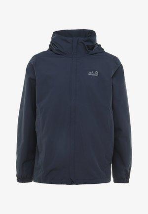 STORMY POINT JACKET  - Regnjakke / vandafvisende jakker - night blue
