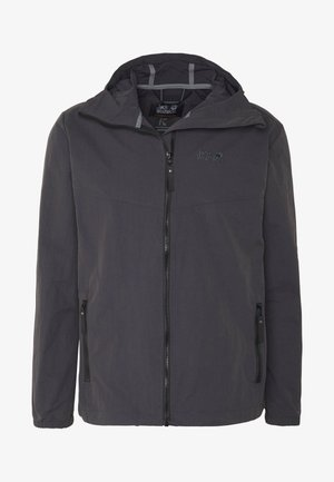 LAKESIDE JACKET  - Outdoor jakke - dunkelgrau