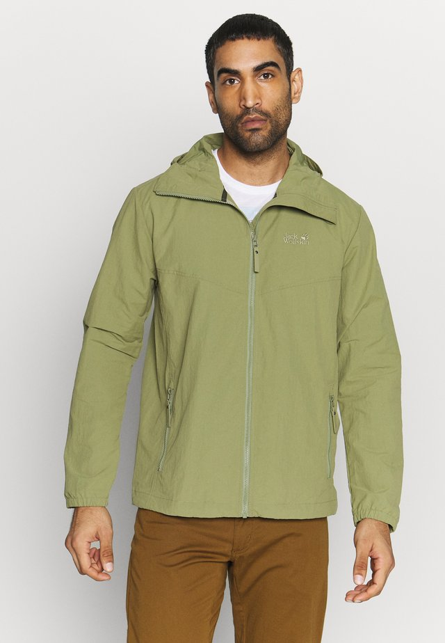 LAKESIDE JACKET  - Outdoorjacka - khaki