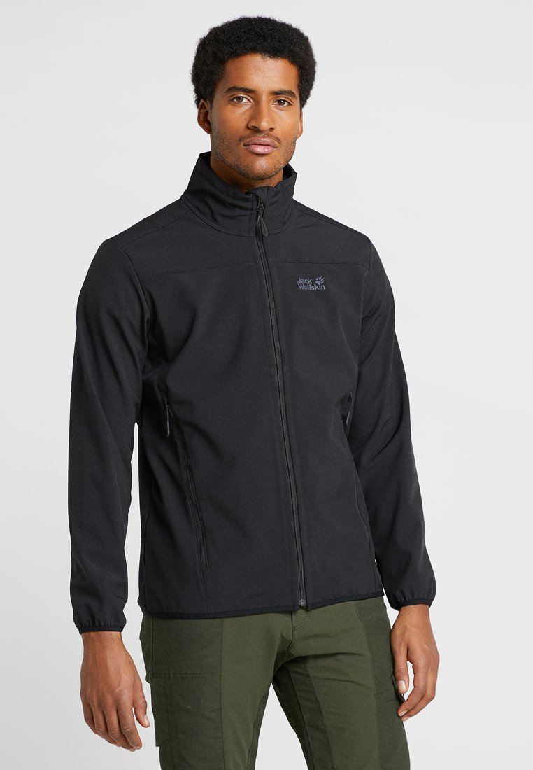 Jack Wolfskin - NORTHERN POINT - Veste softshell - black