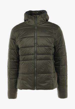 ARGON THERMIC JACKET - Zimní bunda - dark moss