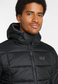 Jack Wolfskin - ARGON THERMIC JACKET - Winterjas - black - 3
