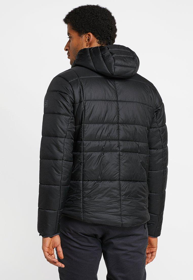 Black Argon Thermic JacketVeste Jack Wolfskin D'hiver 9H2DIE