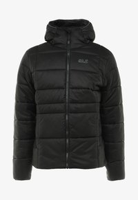 Jack Wolfskin - ARGON THERMIC JACKET - Winterjas - black - 4