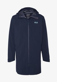 Jack Wolfskin - COAT - Hardshelljacka - night blue - 3