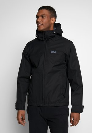 CALEDON JACKET - Chaqueta outdoor - black