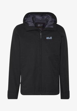 CALEDON JACKET - Outdoor jacket - black