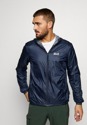 BREATHER - Chaqueta Hard shell - night blue
