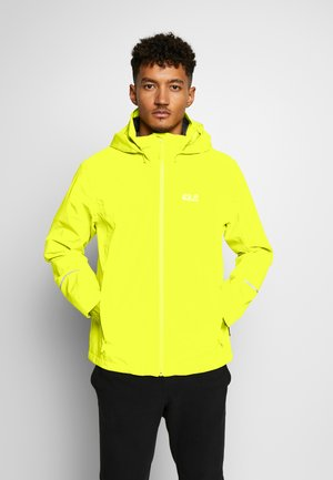 TOUR - Outdoorjacke - flashing green