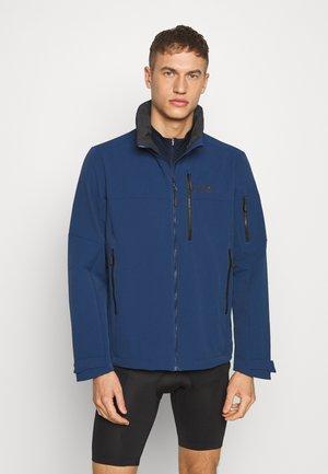 EDWARD PEAK - Vodotěsná bunda - dark indigo