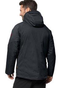 Jack Wolfskin - Snowboard jacket - dark grey - 1