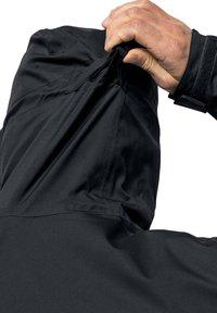 Jack Wolfskin - Snowboard jacket - dark grey - 5