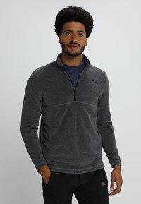 Jack Wolfskin - GECKO - Fleece jumper - ebony - 0