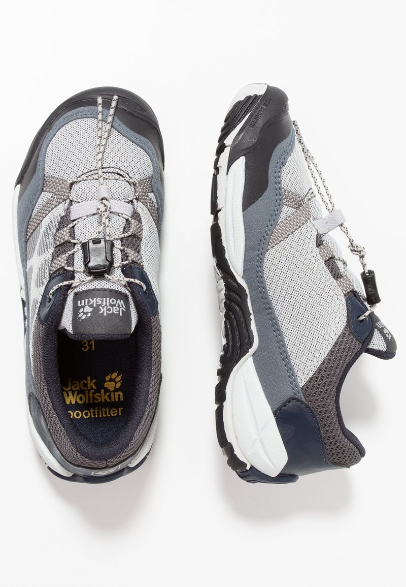 Jack Wolfskin - JUNGLE GYM LOW - Hiking shoes - wolf