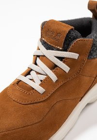 Jack Wolfskin - CITY BUG TEXAPORE LOW - Hikingschuh - desert brown/champagne