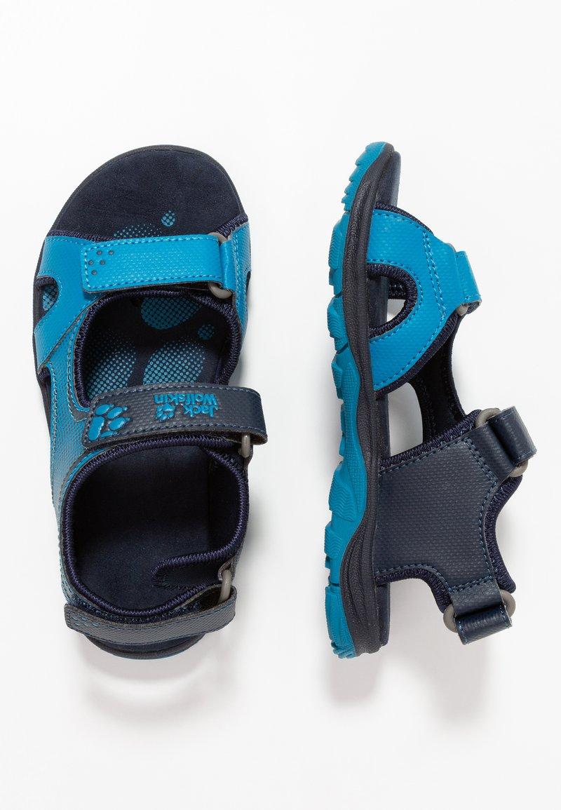 Jack Wolfskin - PUNO BAY  - Walking sandals - night blue