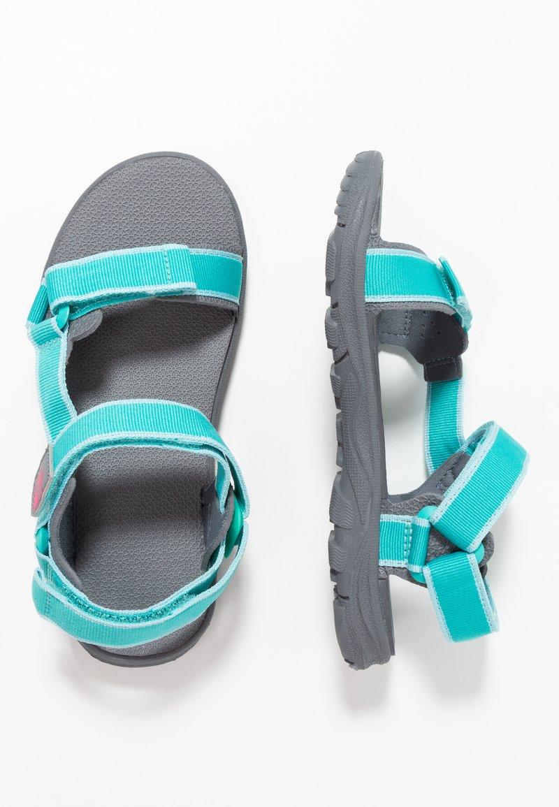 Jack Wolfskin - SEVEN SEAS - Walking sandals - aquamarine