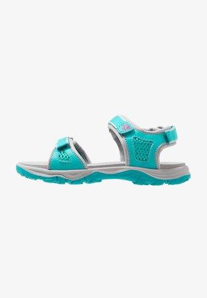 ACORA BEACH - Trekkingsandaler - aquamarine