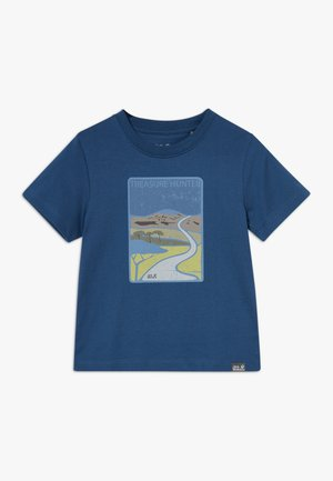 TREASURE HUNTER KIDS - Triko s potiskem - dark indigo