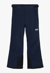 Jack Wolfskin - POWDER MOUNTAIN PANTS KIDS - Schneehose - night blue - 2