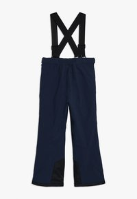 Jack Wolfskin - POWDER MOUNTAIN PANTS KIDS - Schneehose - night blue - 1
