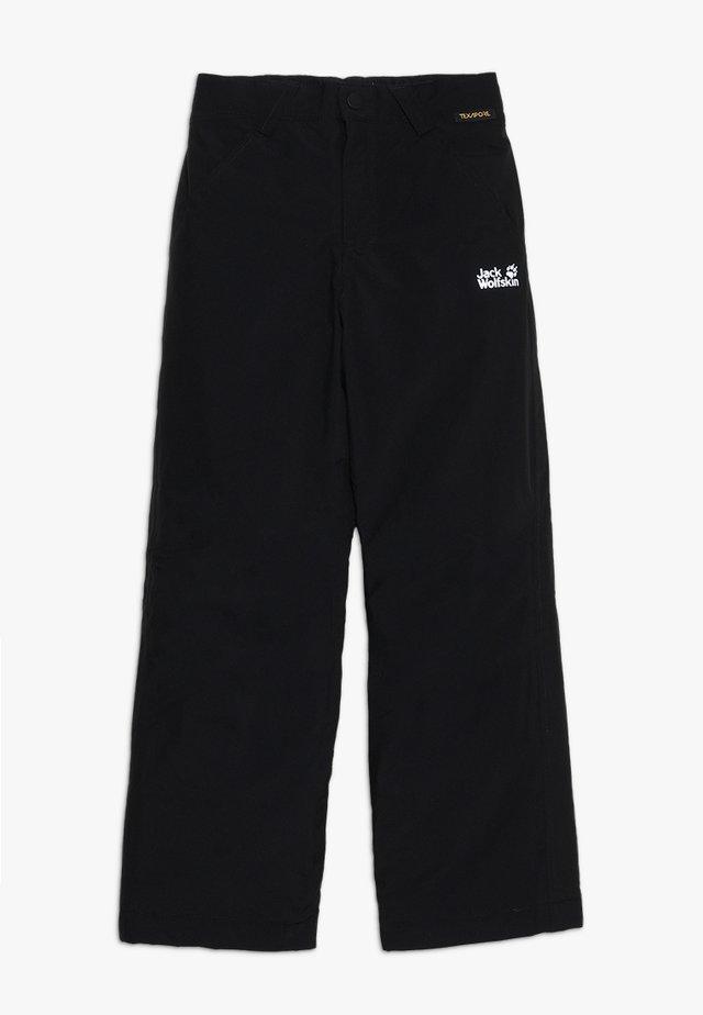 BAKSMALLA PANTS KIDS - Pantalón de nieve - black