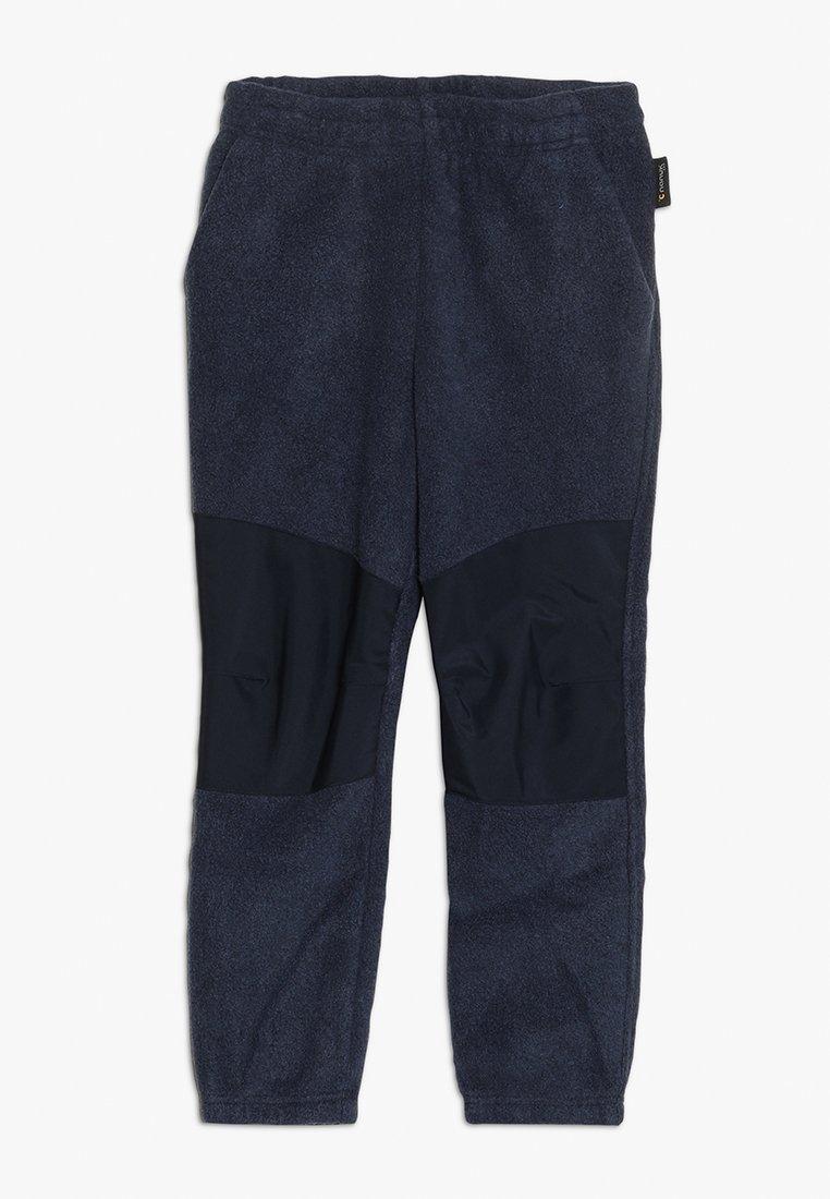 Jack Wolfskin - OKAMI PANTS KIDS - Trousers - midnight blue