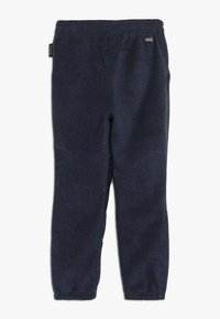 Jack Wolfskin - OKAMI PANTS KIDS - Kalhoty - midnight blue - 1