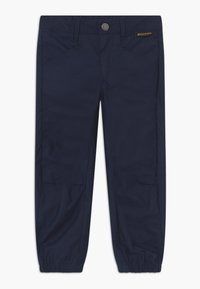 Jack Wolfskin - LAKESIDE PANTS KIDS - Długie spodnie trekkingowe - night blue - 0