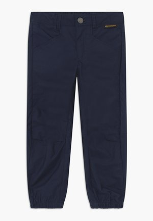 LAKESIDE PANTS KIDS - Pantalones montañeros largos - night blue