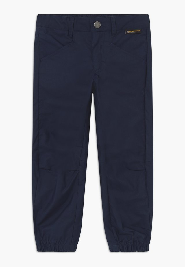 LAKESIDE PANTS KIDS - Friluftsbukser - night blue