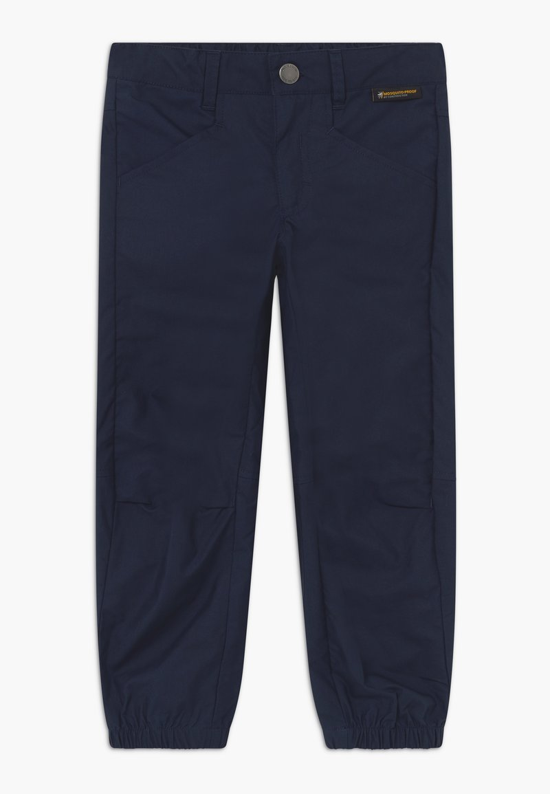 Jack Wolfskin - LAKESIDE PANTS KIDS - Długie spodnie trekkingowe - night blue