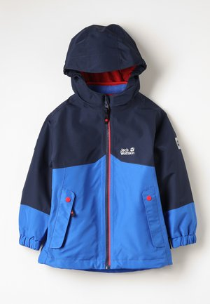 ICELAND 3IN1 - Hardshell jacket - coastal blue
