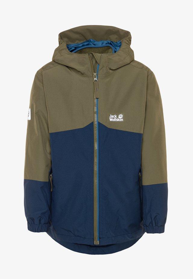 ICELAND - Outdoor jacket - dark indigo