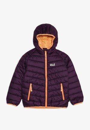 ZENON - Outdoor jacket - aubergine