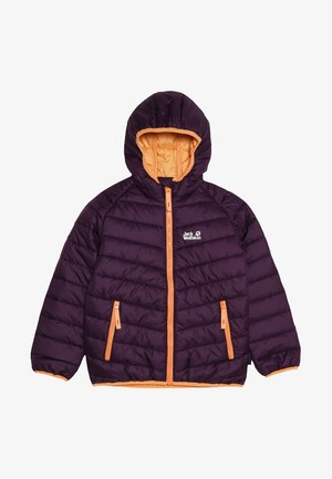 ZENON - Outdoor jacket - aubergine