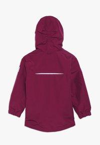 Jack Wolfskin - ICELAND 2-IN-1  - Ski jacket - rhododendron - 1