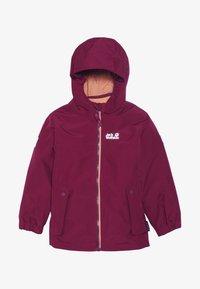 Jack Wolfskin - ICELAND 2-IN-1  - Ski jacket - rhododendron - 4