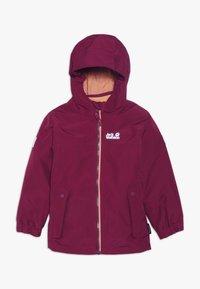 Jack Wolfskin - ICELAND 2-IN-1  - Ski jacket - rhododendron - 0