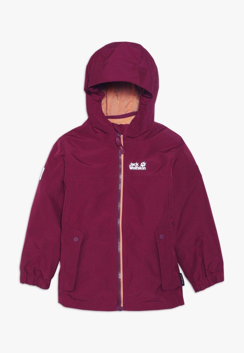 Jack Wolfskin - ICELAND 2-IN-1  - Ski jacket - rhododendron