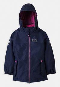 Jack Wolfskin - ICELAND 2-IN-1  - Chaqueta de esquí - midnight blue - 0