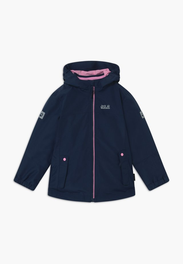 ICELAND 2-IN-1  - Outdoor jacket - midnight blue