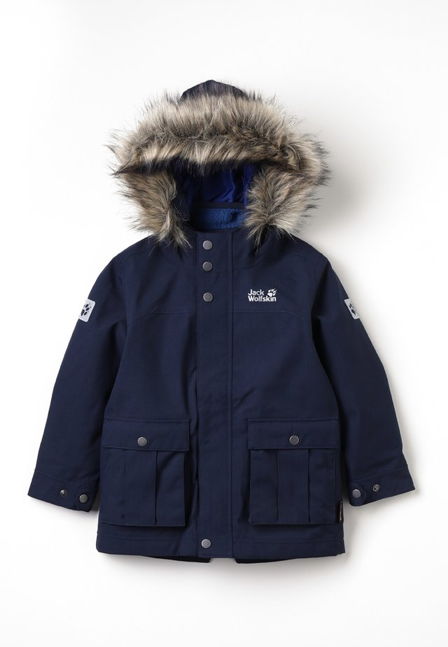 ELK ISLAND 3-IN-1 - Parka - night blue